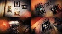 پروژه افترافکت اسلایدشو وینتیج Vintage Slideshow