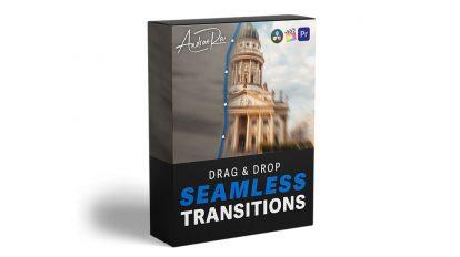 مجموعه فوتیج ترانزیشن Seamless Transition