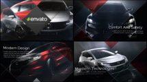 پروژه افترافکت تیزر تبلیغاتی فروشنده خودرو Car Dealer Promo