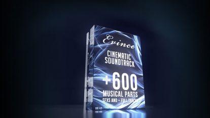 مجموعه افکت صوتی سینمایی Evince Cinematic Soundtrack