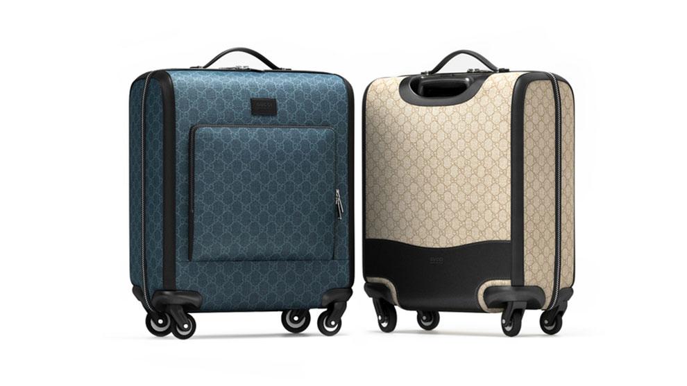 مدل سه بعدی چمدان GG Supreme