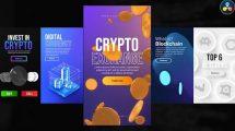 پروژه داوینچی مجموعه استوری اینستاگرام ارز دیجیتال Instagram Crypto Stories