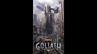 مجموعه مدل سه بعدی برج و ساختمان Kitbash3D Goliath