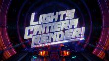 آموزش پیشرفته سینمافوردی و اکتان رندر Lights Camera Render