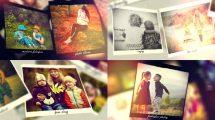 پروژه افترافکت اسلایدشو خاطرات جادویی Magic Memories Slideshow