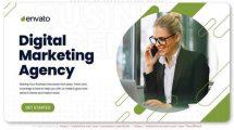 پروژه افترافکت تیزر تبلیغاتی بازاریابی دیجیتال Marketing Agency Smart Promo
