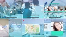 پروژه افترافکت تیزر تبلیغاتی پزشکی Medical Promo