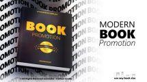 پروژه افترافکت تیزر تبلیغاتی کتاب Book Promotion