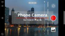 پروژه داوینچی مجموعه اسکرین دوربین گوشی Phone Camera Screen Pack