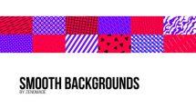 پروژه افترافکت مجموعه زمینه متحرک Smooth Backgrounds