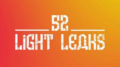 مجموعه فوتیج افکت نشتی نور Light Leaks