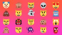 پروژه افترافکت مجموعه انیمیشن اموجی Animated Emoji Pack