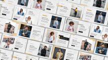 پروژه افترافکت اسلایدهای تبلیغاتی فشن Fashion E-Commerce Slides