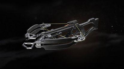 مدل سه بعدی تیر و کمان پیشرفته Futuristic Crossbow Concept
