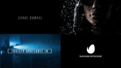پروژه افترافکت تریلر سینمایی Intense Thriller Dramatic Trailer