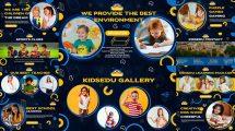 پروژه پریمیر تیزر تبلیغاتی آموزش کودکان Kids Education Promo
