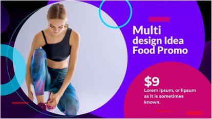 پروژه افترافکت تیزر تبلیغاتی محصولات Product Promo Intro
