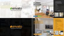 پروژه افترافکت تیزر تبلیغاتی مشاور املاک Real Estate Promo 3