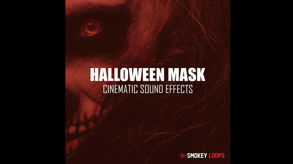 مجموعه افکت صوتی ترسناک Smokey Loops Cinematic Halloween Mask