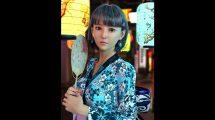 مدل سه بعدی کاراکتر زن شرقی Vo Mieko for Genesis 8.1