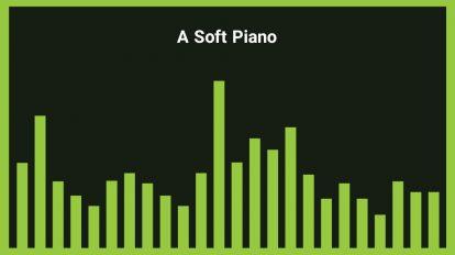 موزیک زمینه ملایم با پیانو A Soft Piano