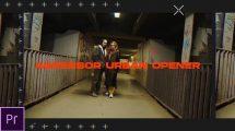 پروژه پریمیر افتتاحیه فشن Urban Opener