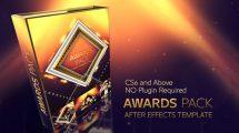 پروژه افترافکت تیزر مراسم جوایز Awards Show Pack