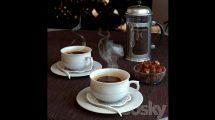 مدل سه بعدی قهوه ساز Coffee and Coffee Maker