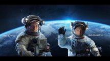 آموزش ساخت جلوه های ویژه فضایی در بلندر Space VFX Elements