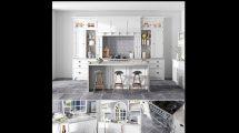 مدل سه بعدی آشپزخانه Dantone Kitchen First