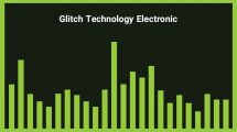 موزیک زمینه با افکت گلیچ Glitch Technology Electronic