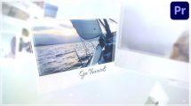 پروژه پریمیر اسلایدشو لحظات خوش Happy Memories Slideshow