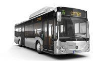 مدل سه بعدی اتوبوس مرسدس Mercedes Citaro NGT