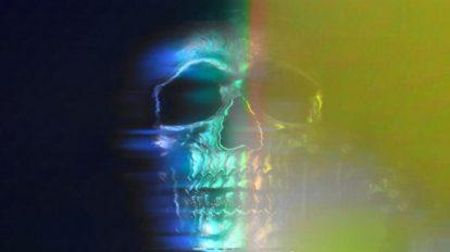 آموزش ساخت افکت گلیچ در افترافکت VHS Skull Glitch FX