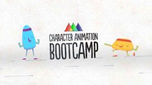 آموزش انیمیشن کاراکتر در افترافکت Character Animation Bootcamp