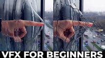 آموزش ساخت جلوه های ویژه با سینمافوردی VFX for Beginners