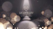 پروژه افترافکت افتتاحیه روز عروسی Wedding Day