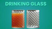 مدل سه بعدی لیوان Drinking Glass