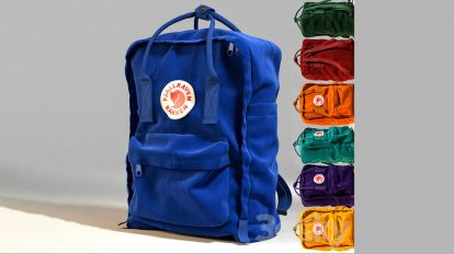 مدل سه بعدی کیف کوله پشتی Backpack Fjallraven