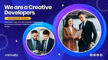 پروژه افترافکت اسلایدشو کسب و کار Business Consulting Slideshow