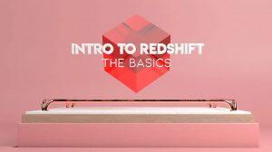 آموزش مقدماتی کار با پلاگین ردشیفت در سینمافوردی Intro to Redshift Basics