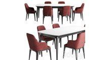 مدل سه بعدی میز و صندلی Play Table and Chair