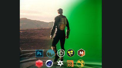 آموزش جامع ساخت جلوه های ویژه VFX Crash Course