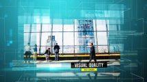 پروژه افترافکت تیزر تبلیغاتی شرکت Business Corporate Promo