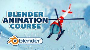 آموزش ساخت انیمیشن با بلندر First Animation with Blender