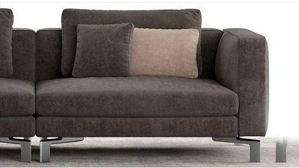 مدل سه بعدی ست مبل راحتی Modular Sofa Composition