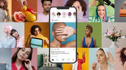 پروژه افترافکت تیزر تبلیغاتی پروفایل اینستاگرام Instagram Profile Promo