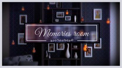 پروژه داوینچی نمایش عکس در اتاق Memories Room