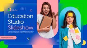 پروژه افترافکت تیزر تبلیغاتی آموزشی Modern Education Promo