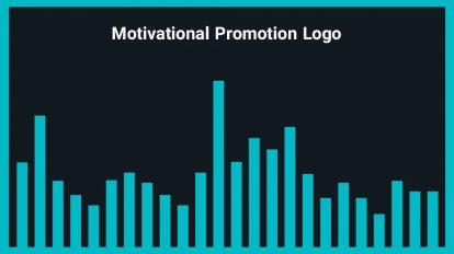 موزیک زمینه نمایش لوگو Motivational Promotion Logo